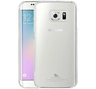 Black Pomelo® Transaparent Case for Samsung Galaxy S6 Edge/G9250/G925F/G925FQ/G925S/G925V/G925