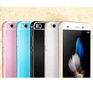 Thin metal frame plus PC phone cover Case for Huawei P8