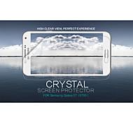 cristal nillkin filme protetor de tela anti-impressão digital clara para galáxia e7 (e700)