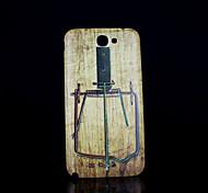 muizenval patroon deksel fo Samsung Galaxy Note 2 n7100 geval