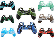 DF-003 Silicone Bags, Cases and Skins for PS4/PS4