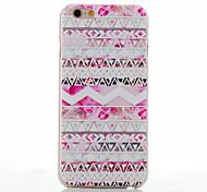 Magie spider®pink checker Schutzmattglasboden Fall mit Schirmschutz für iphone 6 Plus