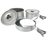 Fire-Maple FMC-201 Series Outdoor Camping Cookware Pot 2-3 Aluminum Alloy Non-Stick Cookware