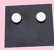Lovely Letter Earrings*1Pair