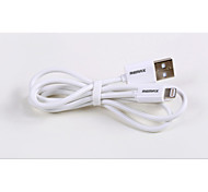 Remax Double-Sided USB Safe Charge Speed Data Cable for Iphone 6/Plus/5/5s/5c