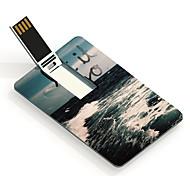 64GB dejarlo ir tarjeta de diseño unidad flash USB