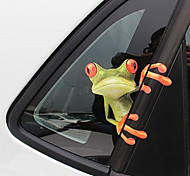 Car Stickers with Frog QW-31 Car Styling