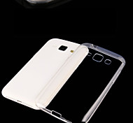 0.3mm Ultra Thin Style Soft Flexible TPU Cover for Samsung Galaxy J1 /J100  (Assorted Colors)