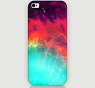 Fire Pattern Phone Back Case Cover for iPhone5C