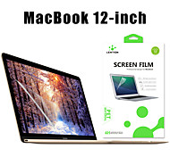 LENTION High Definition Screen Protector Clear and Anti-Scratch Protective Film for Laptop Apple MacBook 12 inch