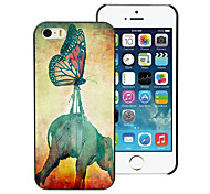 Fly Together Design PC Hard Case for iPhone 4/4S