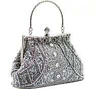 Belsen Women Vintage Wedding Beaded Sequin Evening Bag