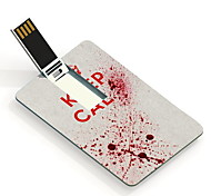 32GB Keep Calm Design Card USB Flash Drive