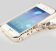 Fashion Aluminum Protect Frame Case for iPhone5/S