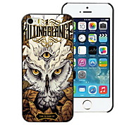 Unique Eagle Design PC Hard Case for iPhone I4