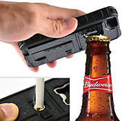 Multifunctional Cigarette Lighter Cover bottle Opener Camera Stable Tripod Case for iPhone 5/5s