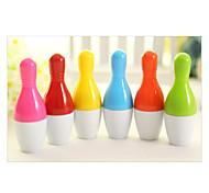 Bowling Cute Plastic Ballpoint Pens(Random Color)