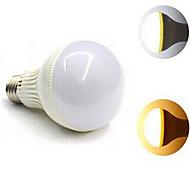 15W E26/E27 LED Kugelbirnen SMD 5730 1000-1200 lm Warmes Weiß / Kühles Weiß AC 220-240 V 1 Stück