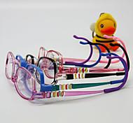 Kids' Rectangle Eyeglasses with Ear Locks