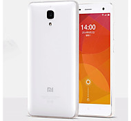 Transparent Silicone Back Cover for Xiaomi Mi4