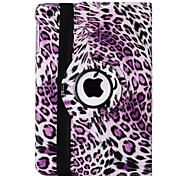 Leopard Print PU Leather 360⁰ Cases/Smart Covers iPad Air 2 (Assorted Colors)