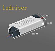 - 50 - W 36-62 - V - 0.6 - A - LED Energiequelle - AC85-265 - V