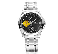 Men's high fashion hollow automatic mechanical watches(Assorted Colors)