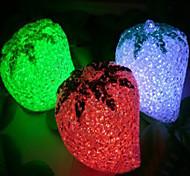 Multicolor Strawberry Pattern Night Light