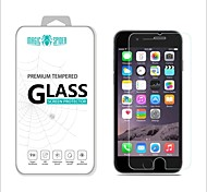 Magic Spider®0.2mm 2.5D Private Brand Damage Protection Tempered Glass Screen Protector for Apple 6 Plus