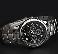 CHENXI Stainless Steel Strap Waterproof Quartz Watch
