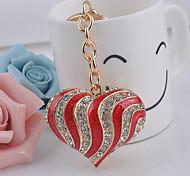 Love Shape Key Chain