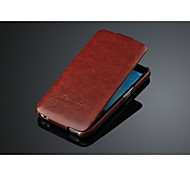 Fashion®  Super Thin PU Leather Flip Case for Samsung Galaxy S6 (Assorted Color)