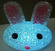 Multicolor Rabbit Pattern Night Light