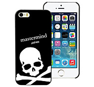 Skeleton Design PC Hard Case for iPhone 4/4S
