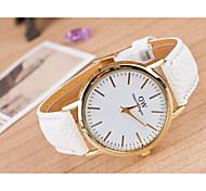 Men's Water The Belt Strap Watch Major Suit Leisure Marble Mirror(Assorted Colors)