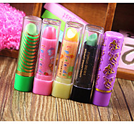 5 Normal LipStick Matte/Mineral Gel