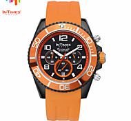 intimes it-069 quartz noir mens montres de sport