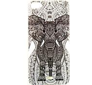 Elephant  Pattern TPU Soft Case for WikoJimmy