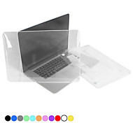 "Protective Polycarbonate Translucent Full Body Crystal Case for MacBook Pro 13.3"" with Retina Display (Assorted Colors)"