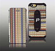 """Apple iPhone 6 caso magro carteira caso livro cobrir com recurso de suporte e de cartão de crédito titulares id para iphone 6 [4,7 """"]"""