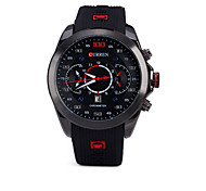 Men's Avtive Fashion The Silicone Watches (Assorted Colors)