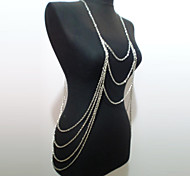 Women's Fashion Cute Body Chains