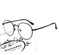 Metal Fashion Full-Rim Eyeglasses