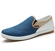 Men's Shoes Synthetic Outdoor / Casual Loafers Outdoor / Casual Slip-on Blue / Green / Beige