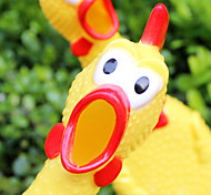 Pet Supplies Shriek Chicken Chewing Toy For Pets Dogs/Cats