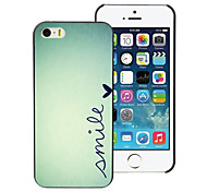 Smile Design PC Hard Case for iPhone 4/4S