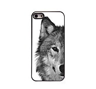 The Wolf Design Aluminum Hard Case for iPhone 5/5S
