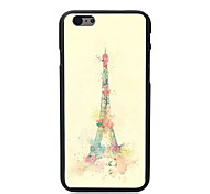 The Eiffel Tower Design PC Hard Case for iPhone 6