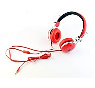 High Quality 3.5 mm Audio Jack Hi-fi Surround Headphones for Phone(Assorted Color)