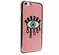 PC Protective Mobile Phone Bags Glitter Back Case Cover Shiny for  Apple iPhone 6 4.7 Inch